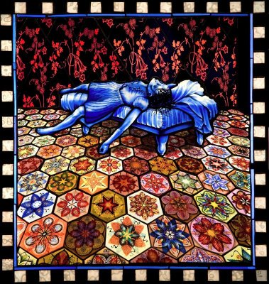 Judith Schaechter - The Floor